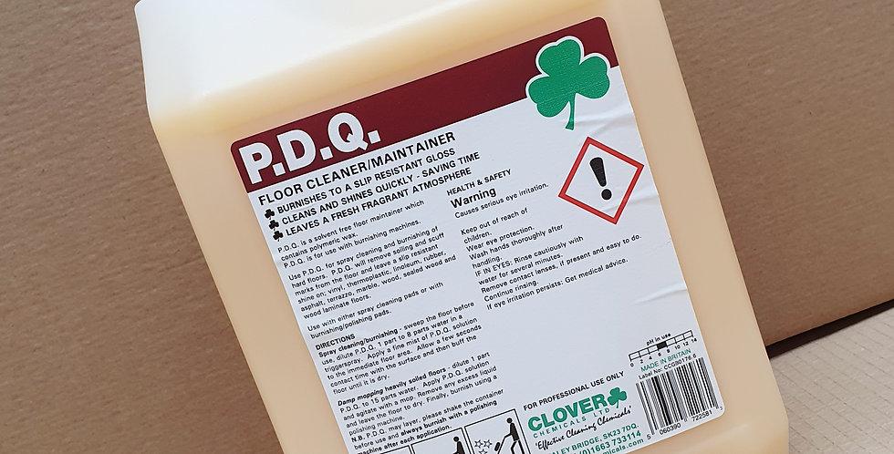 PDQ Floor Cleaner 5ltr