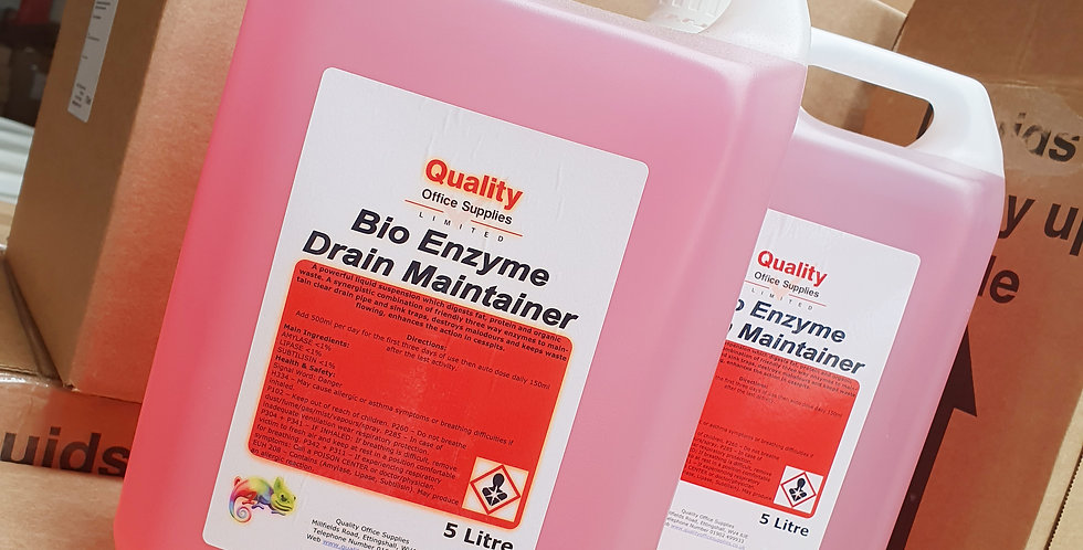 Bio Enzyme Drain Maintainer 5ltr