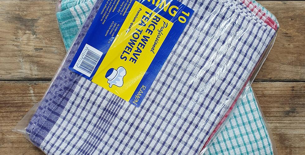Tea Towels x10