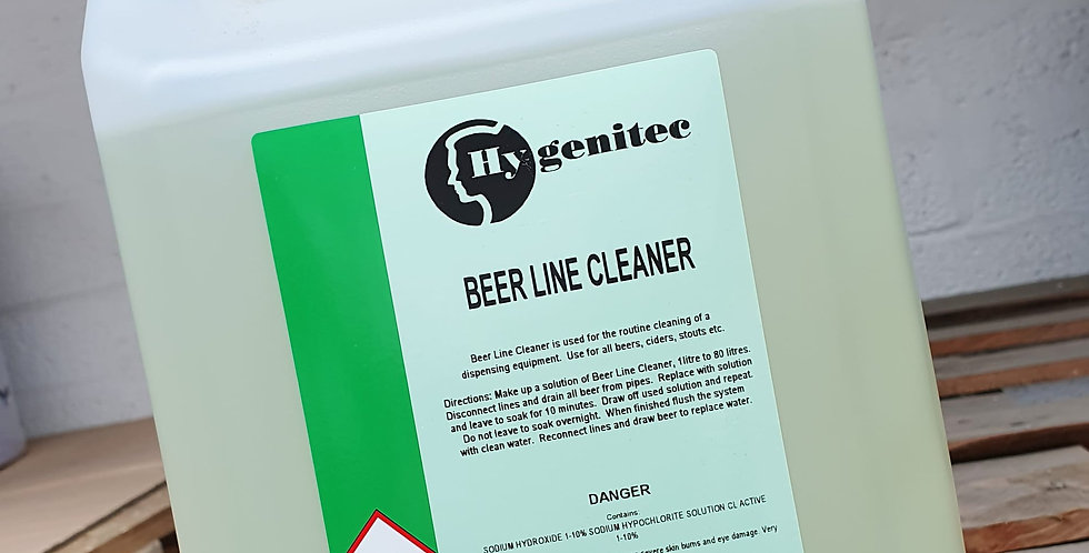 Beer Line Cleaner 5ltr