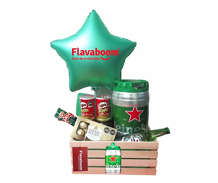 Caja Heineken