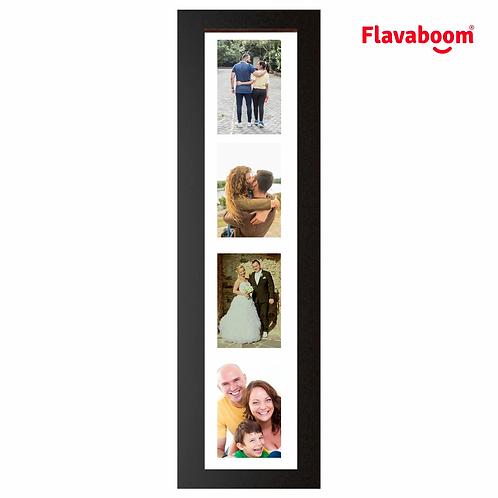 Cuadro de fotos personalizado