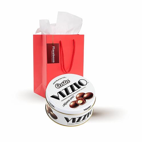 Chocolate Vizzio Lata
