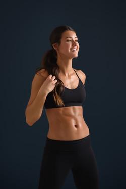 Camille Fiducia Sports Model