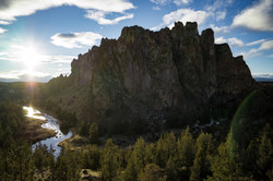 Smith Rock © Camille Fiducia Photo