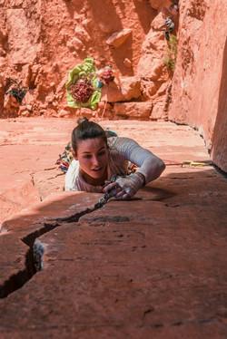 Camille Fiducia Sports Model Climb
