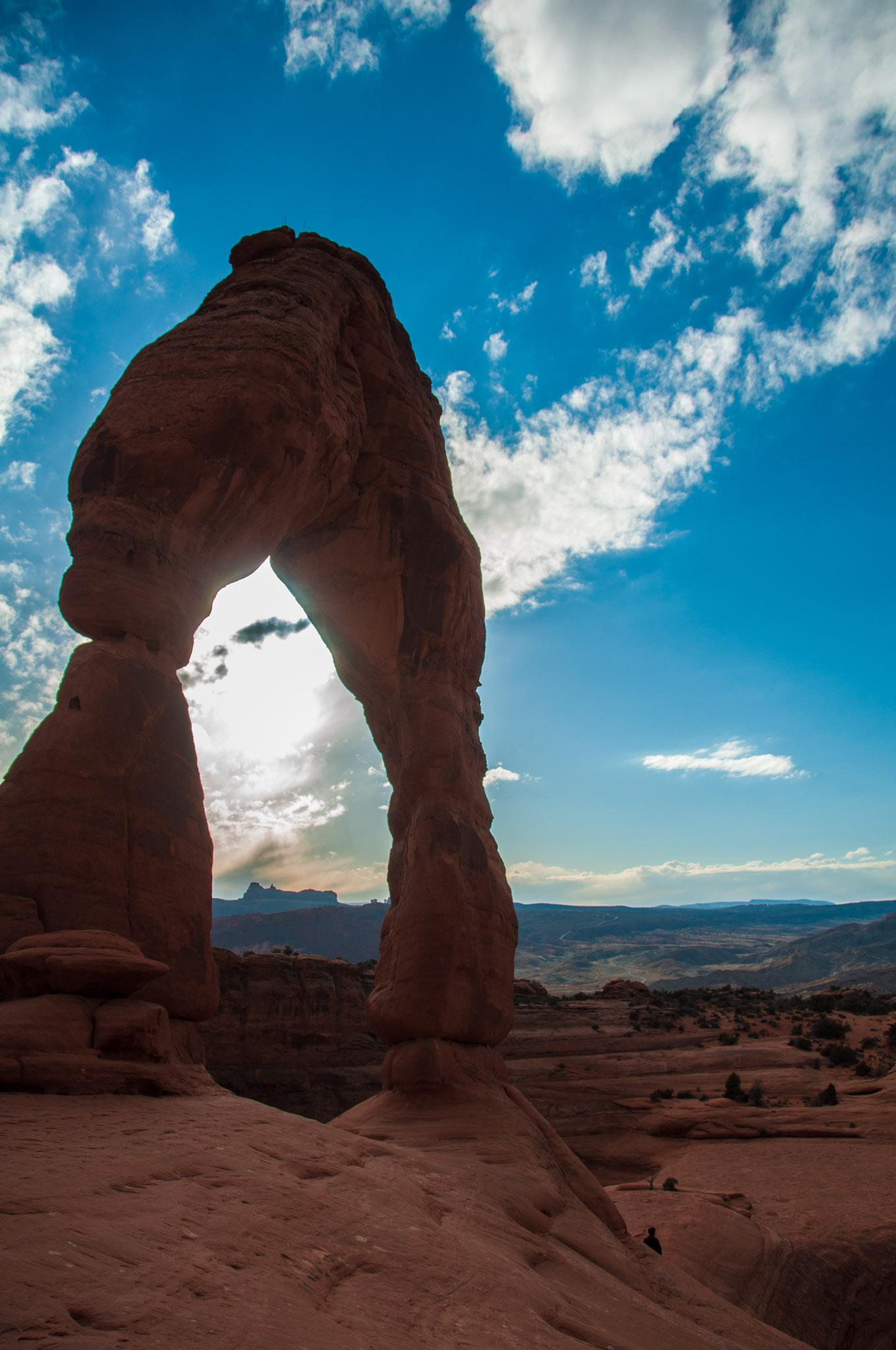 Delicate Arch © Camille Fiducia