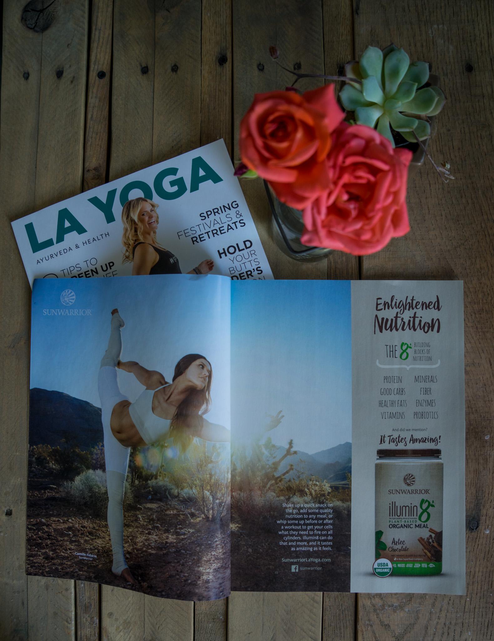 Camille in LA Yoga 3 (1 of 1)