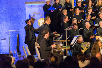 Passionskonzert 2017, Oratorienchor Ulm