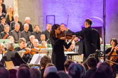 Aischa Gündisch spielt Thema aus Schindler's List