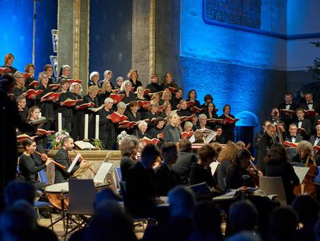 """""""Konzert: Oratorienchor singt Händels 'Messias'"""""""