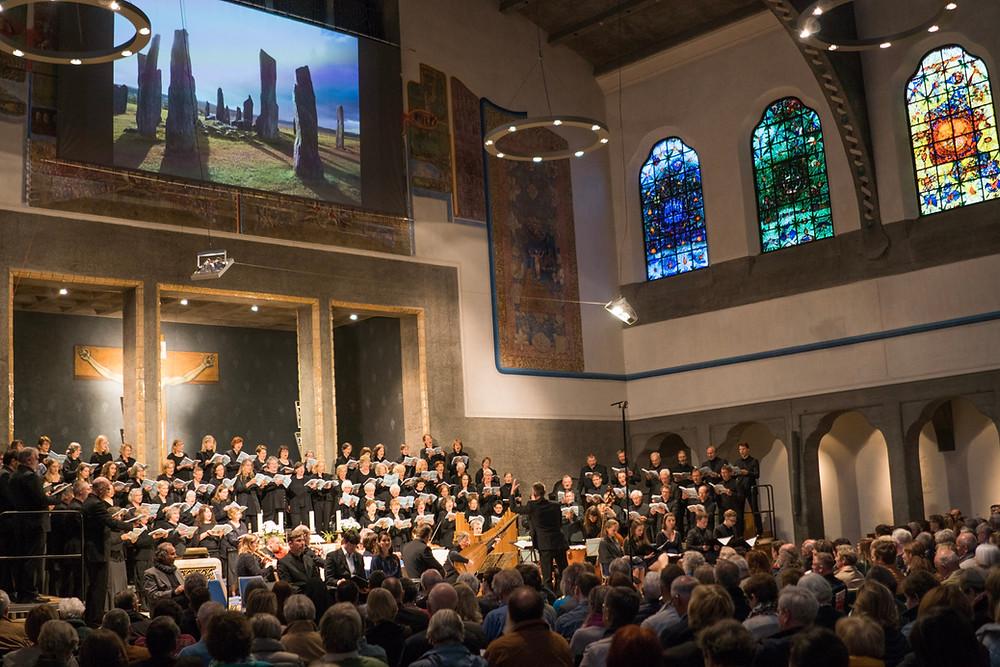 Oratorienchor Ulm: King Arthur Konzert 04/2018