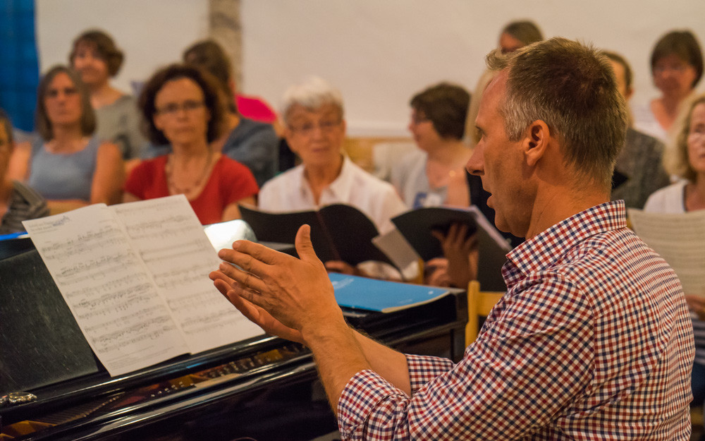 Chorprobe Oratorienchor Ulm