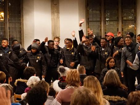COTA Youth Choir Namibia zu Gast in Ulm