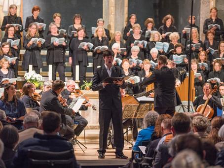 """""""Die reine Lustbarkeit"""" """"Der Oratorienchor Ulm und das Ensemble Jadis begeistern mit 'King Arthu"""
