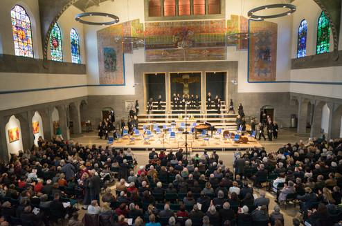 Palmeri-Konzert, Oratorienchor Ulm