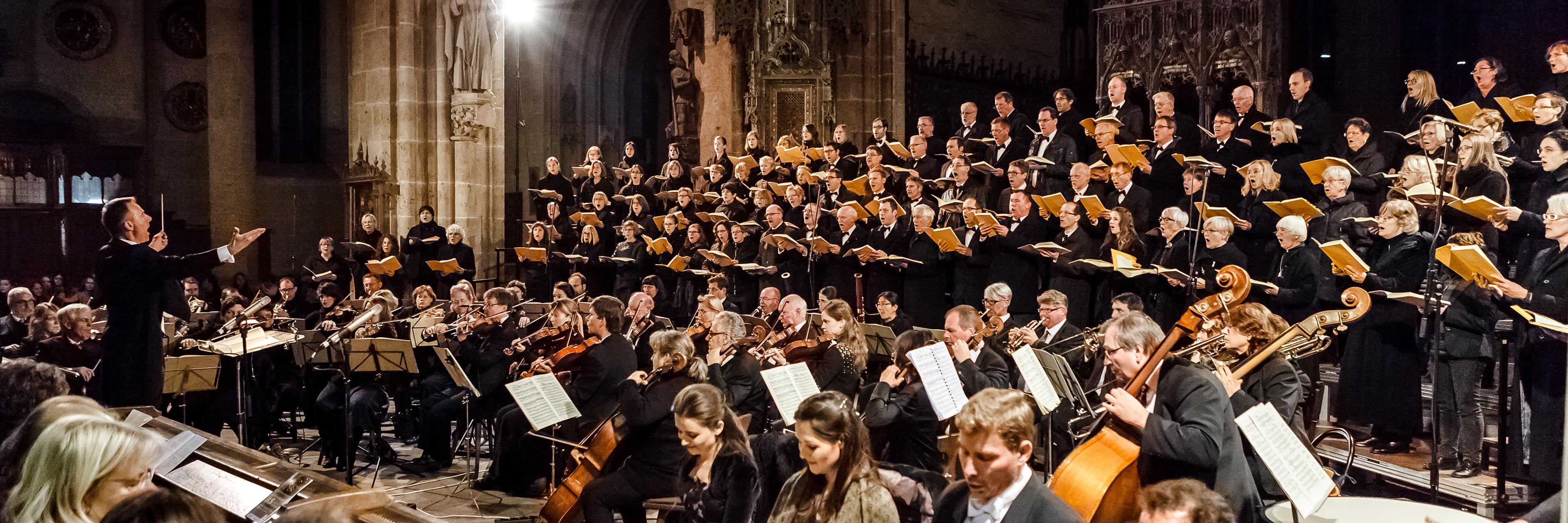 Jubilaeumskonzert Oratorienchor Ulm