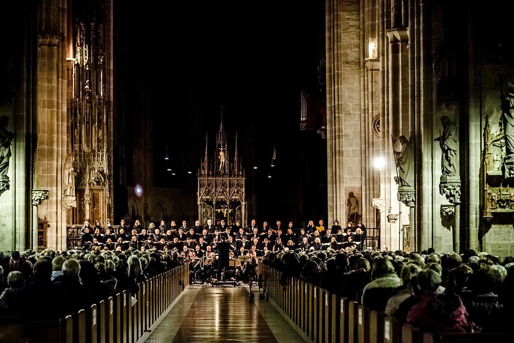 Elias-Konzert Oratorienchor Ulm