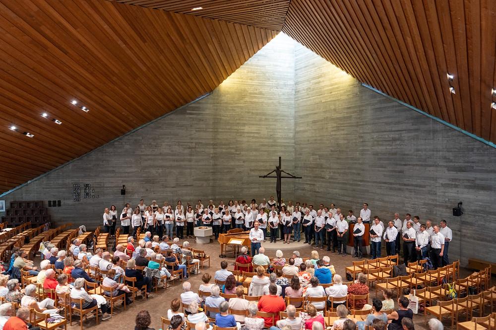 Oratorienchor Ulm: Benefizkonzert 07/2019