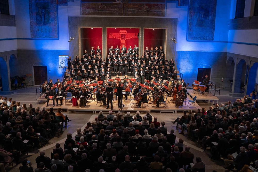 Oratorienchor Ulm: Messa per Rossini Konzert 11/2018
