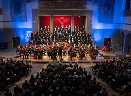 Galerie Messa per Rossini Konzert 11/2018