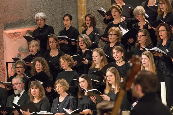 Konzert zum Totensonntag - Oratorienchor Ulm