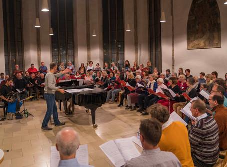 Der geistliche Tango kehrt in die Ulmer Pauluskirche zurück