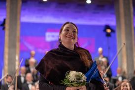 Cornelia Lanz, Mezzo-Sopran