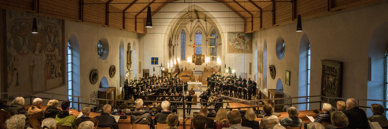 Oratorienchor Ulm in Blaubeuren
