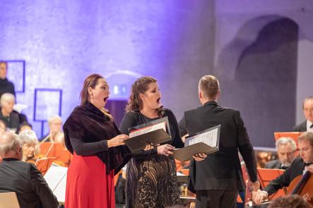 Cornelia Lanz und Selene Zanetti