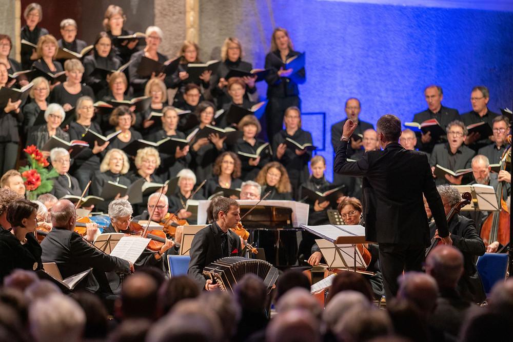 Palmeri: Gloria und Oratorio de Navidad