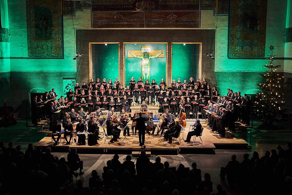Oratorienchor Ulm: Weihnachtskonzert 12/2017
