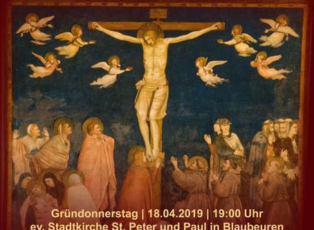 Konzert zum Karfreitag 2019