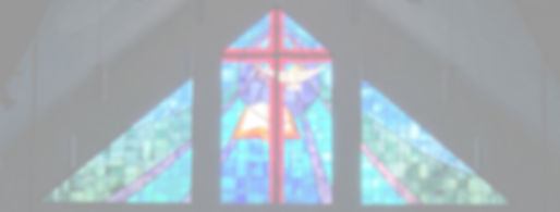 Bethalto Church of God Stained Glass Window