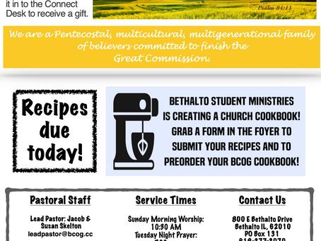 6-27-21 Bulletin
