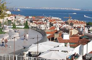 Miradouro de Sta. Catarina, Lisboa