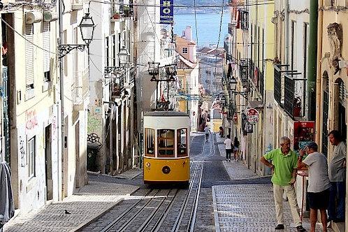 Walking Tour Baixa e Chiado