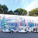 Mural de André Saraiva