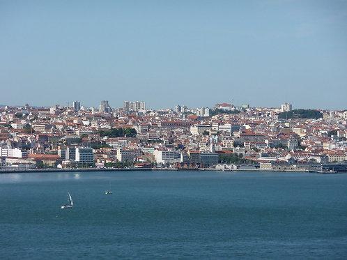 Tour en Tuk Tuk Lisboa Total
