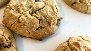Healthier Chocolate Chunk Cookies!