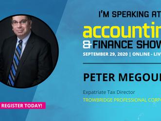 2020 Virtual Accounting & Finance Show