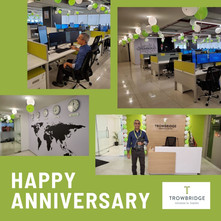 Our Ahmedabad Office Turns One!