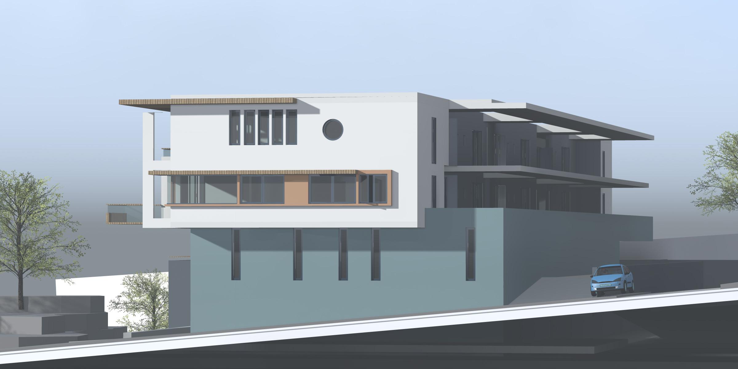 Moderne leiligheter, Breiviken