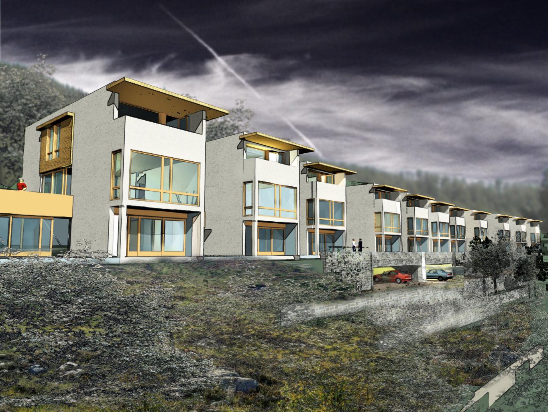 Rekkehus Bergen