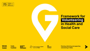 Framework for volunteering in health and social care