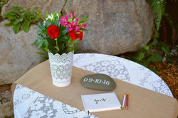 Guest Book table-R