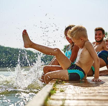 Norris Lake Swimming