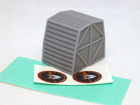 1:72nd scale Double Cargo Pod (2 x single pods joined)
