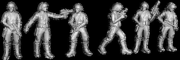 1:72nd scale Reb Fleet Troopers