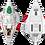 Thumbnail: 1:667 scale Voyager 'Delta Flyer & Shuttle Set'